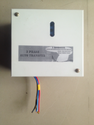 Change Over Switch for Grid Tie Inverter