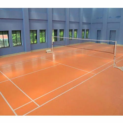 Vinyl Flooring Badminton Court Vinyl Flooring
