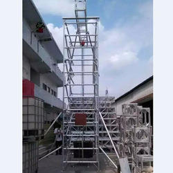 Various Degree Mobile Tower Ladder