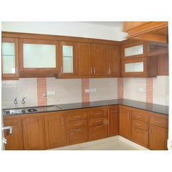 Wooden Kitchen Cabinets In Ernakulam
