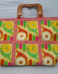 Ladies Fancy Embroidered Purse