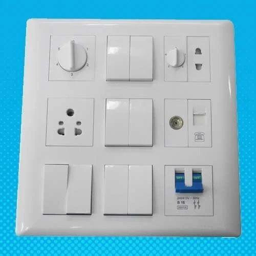 Electric Switch Board, Electric Switch Board | Mira Bhayander Road ...