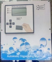 Water ATM with RO Capacity 500 LPH