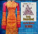 Batic Designer Dress