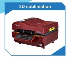ST-3042 3D Sublimation Mobile Cover Printing Machine