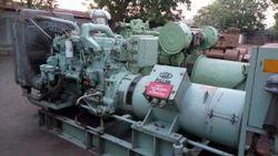Used Marine Ship Diesel Generator