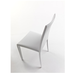 Sedia Sara Bianca Designer Chair