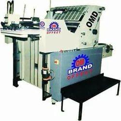 Digital Mild Steel Paper Printing Machines, Automation Grade: Automatic