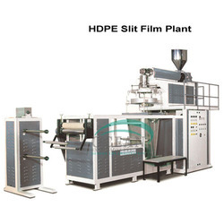HDPE Slit Film Plant
