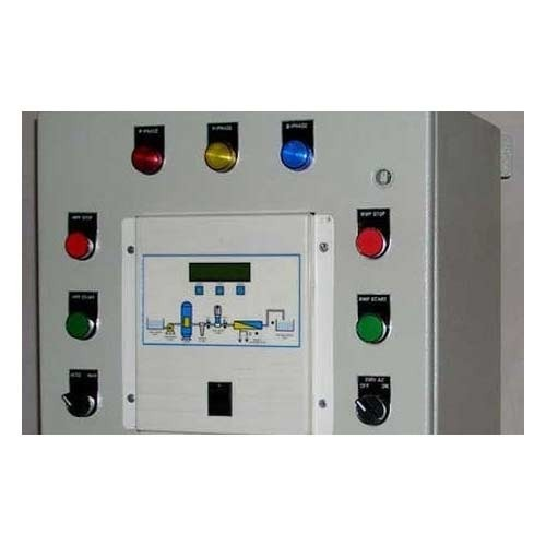 RO Water Treatment Control Panel