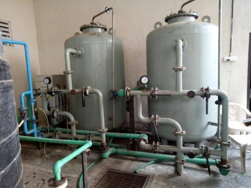 pressure sand filter psf   u0026 activated carbon filter acf
