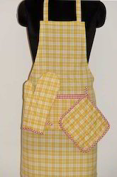 Cotton Apron Set