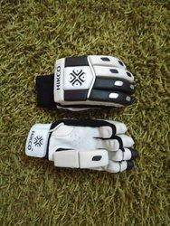 Hikco Gold Batting Gloves