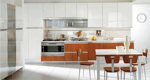 Crystal Modular Kitchen