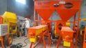 Paver Block Automatic Concrete Filling Machine
