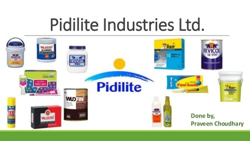 Pidilite Products स थ ट क ग द In Rani Gunj Secunderabad Mufaddal Enterprises Id 13286709033