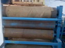 Krishna Fab Tech Three Roll Deca Machine, Capacity: 15000 Mtr