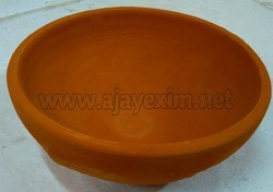 Clay Pigeon Egg Bowl