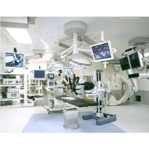 Digital LCD Hospital Equipment For Cardiology & Gynecology ...