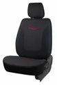 Elegant Forte Blk1 Car Seat Cover Black