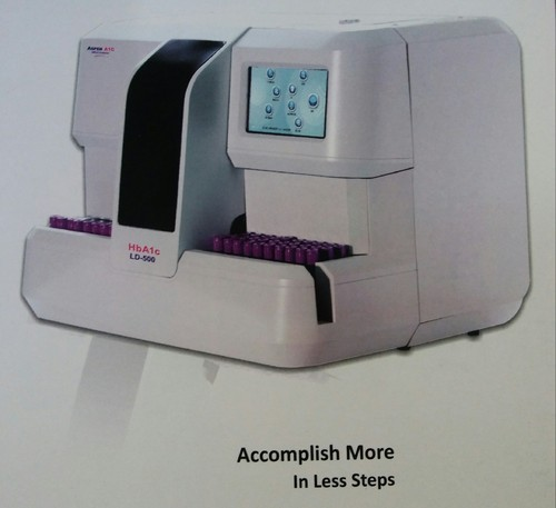 Instruments Hplc For Hba1c Analyzer Wholesale Trader
