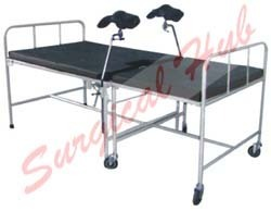 Obstetric Delivery Bed in 2 Parts (2 Section Top)