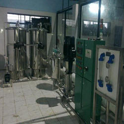 RO Filtration Plant
