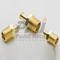 Clamp Barb External Screw Connector Fittings
