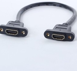 HDMI Female To Female Cable