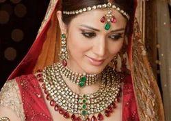 Indian Wedding Makeup Services