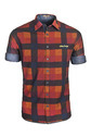 Mens Reversible Shirt