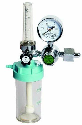Oxygen Tank Flow Meter Anasthesia Mach...