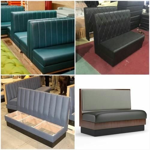 Restaurants Booth Sofa