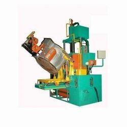 Used Pressure Die Casting Machine UBE 600ton