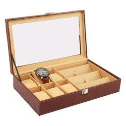Watch Box And Sunglass Organizer