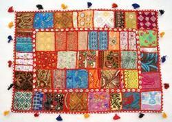 Multicolor Cotton Patchwork Patchwork Tapestries Wall Hanging, Size: 36x48 Inch, for Decoration