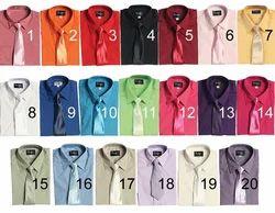 Formal Shirt in Brand Look
