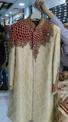 Sherwani Cut Works