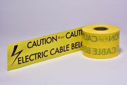 Underground Caution Tape