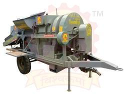 Two Fan Cutter Thresher
