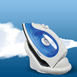 Cordless Steam Iron Rechargeable Nonstick
