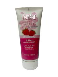 V-Imaac Strawberry Facial Scrub