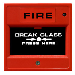 Break Glass Fire Alarm