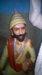 Shivaji Marble Statue