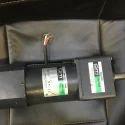 AC Magnetic Brake Gear Motor