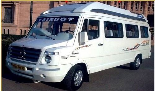 seater traveller tempo van rental vacation minivan luxury