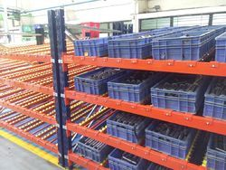 FIFO Storage Racks