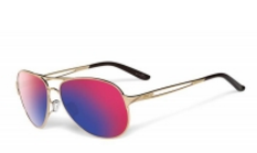 Womens Sunglasses Polished Gold Positive Red Iridium