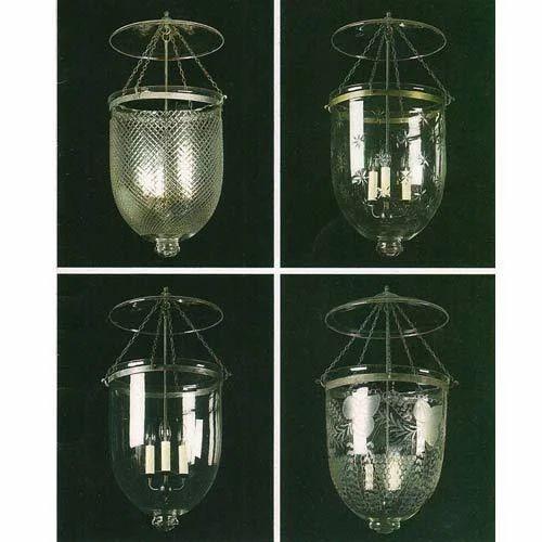 Gl Bell Jar Lanterns