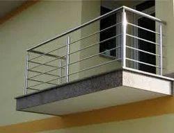 Ss Balcony Railing Ss Railings सटनलस सटल